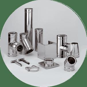 Servizi: Installazione canne fumarie